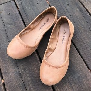 NWT Lucky Brand Emmie Flats